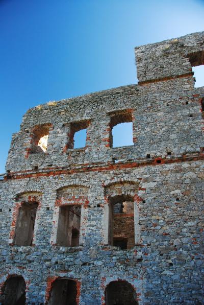 크르쉬토포르 성 유적 상세사진  08
