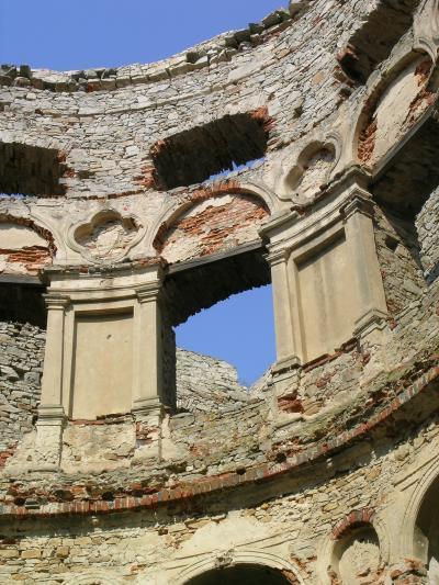 크르쉬토포르 성 유적 상세사진  09