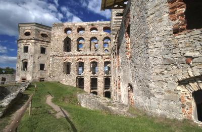 크르쉬토포르 성 유적 상세사진  05