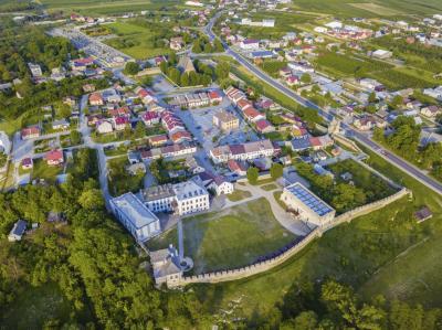 시도브 마을 항공사진