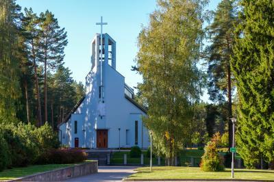 비사기너스 성 바울 교회