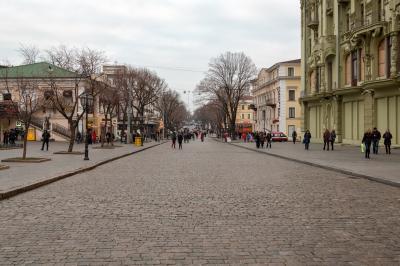 데리바시브스카 거리