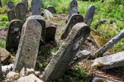 나드비르나 유대인 묘지