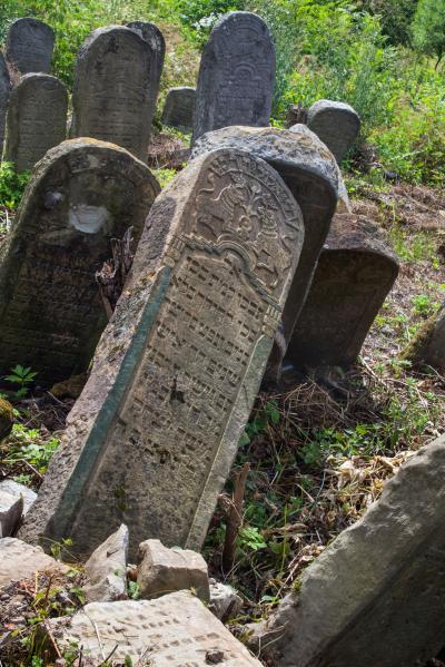 나드비르나 유대인 묘지 07