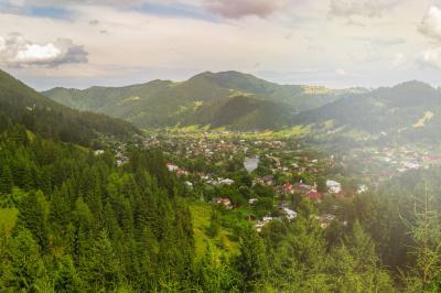 베코르비나 셰브코바 산 전경 04