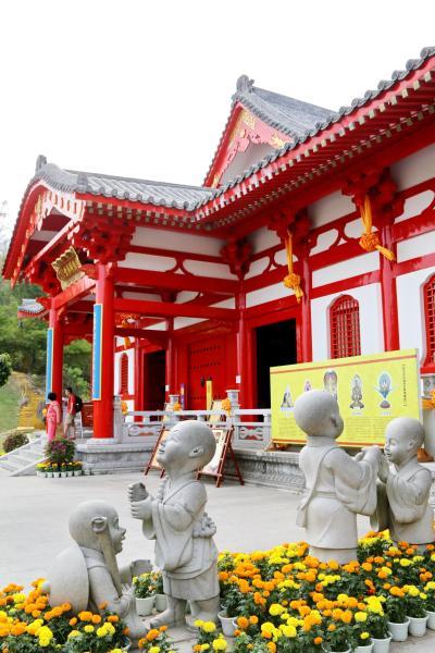 남산불교문화원, 입구 15