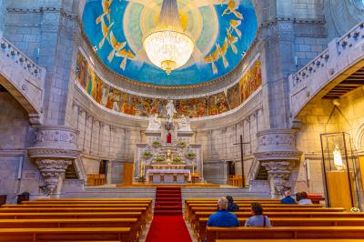 산타루치아 성당 내부