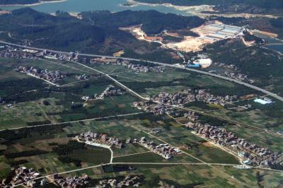 광저우 바이윈 국제공항 02R 이륙 18