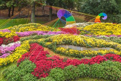 스피보체 폴 정원 꽃 축제 06