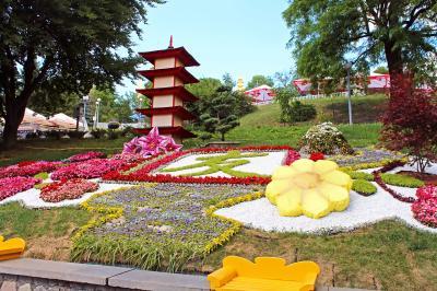 스피보체 폴 정원 꽃 축제 01
