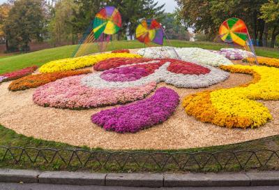 스피보체 폴 정원 꽃 축제 04