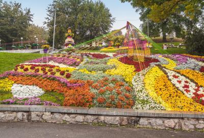 스피보체 폴 정원 꽃 축제 05