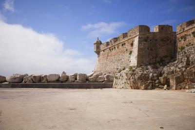 페니시 요새 벽