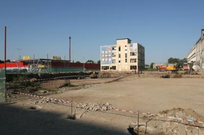 바커우 옛 공장지대