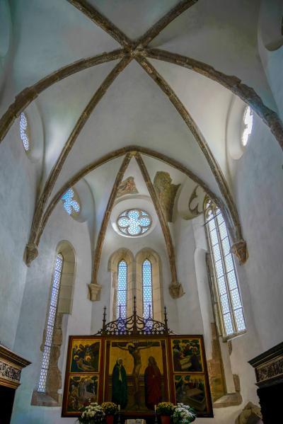 프레지메르 요새 교회 내부 06