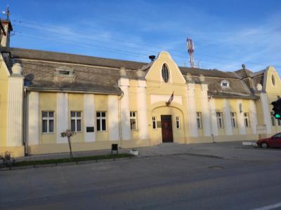 브르바스 마을 청사