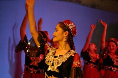 우루무치 민속 공연 14