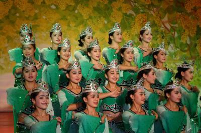 우루무치 민속 공연 18