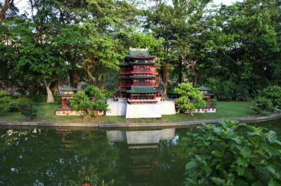 중국민속문화촌, 등왕각 01