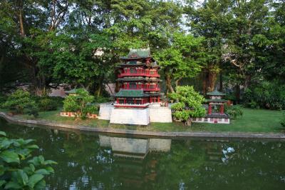 중국민속문화촌, 등왕각 05