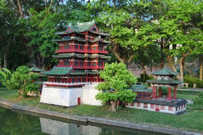 중국민속문화촌, 등왕각 06