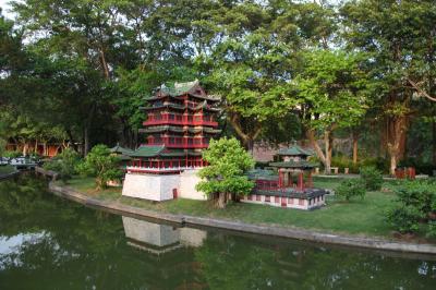 중국민속문화촌, 등왕각 04