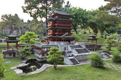 중국민속문화촌, 등왕각 03