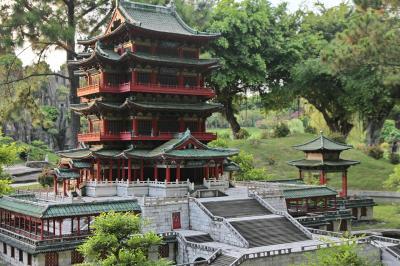 중국민속문화촌, 등왕각 08