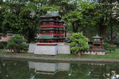중국민속문화촌, 등왕각 02