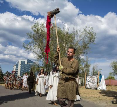다나이스 고대 축제  01