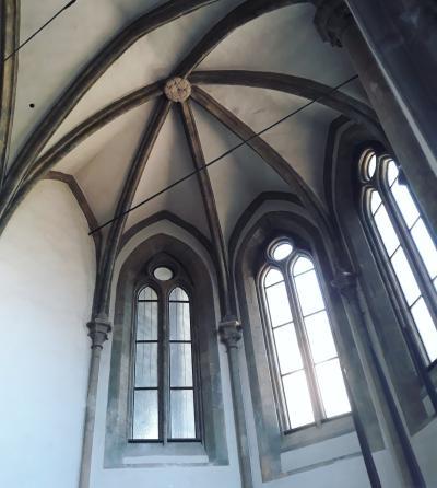 성 아그네스 수도원 내부 04