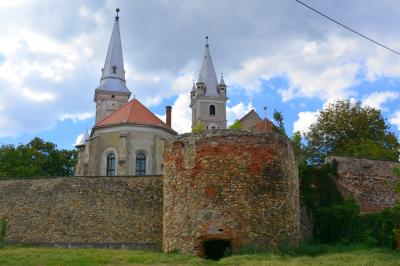 오러슈티에 요새 교회