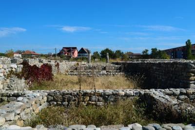 아이언 게이트 지역 박물관 로마 유적 03