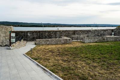 드로베타투르누세베린 세베린 요새 유적 02