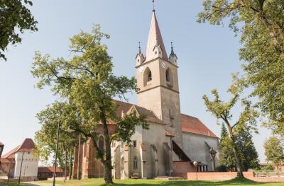 트르구무레슈 요새 교회 03