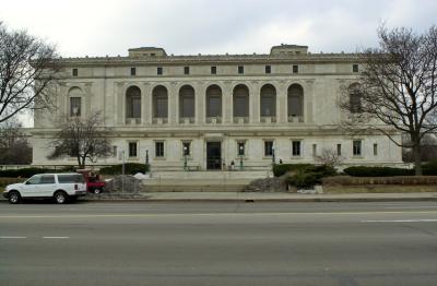 디트로이트 공공 도서관