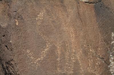 페트로글리프 국가기념물, 보카 네그라 캐년 06