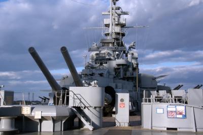 배틀쉽 코브, USS Masschuss BS 59