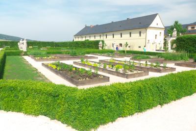 쿡스 병원의 정원