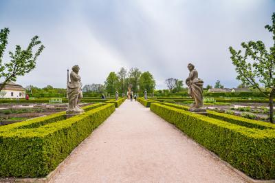 쿡스 병원의 정원 11