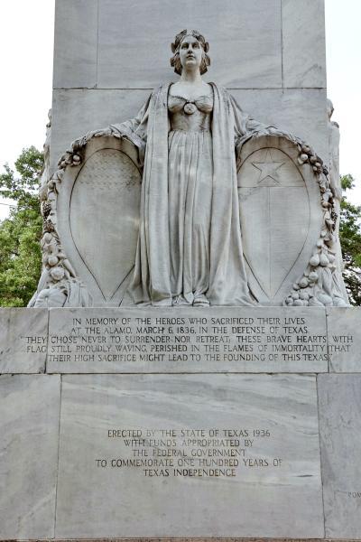 알라모 전몰장병 기념비 10