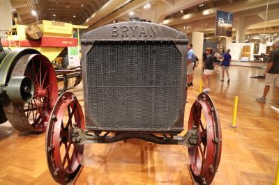 헨리포드박물관, 브라이언 증기 트랙터