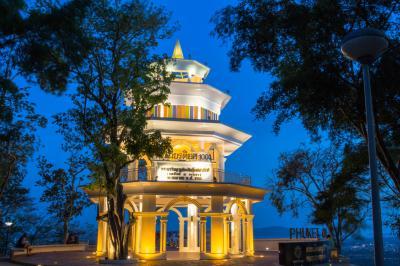 카오랑 전망 타워 야경  11