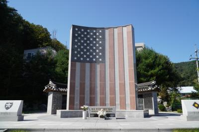 가평 한국전쟁 미군참전 기념비 01