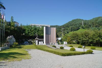 가평 한국전쟁 미군참전 기념비 02