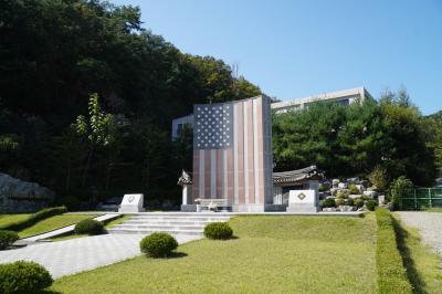 가평 한국전쟁 미군참전 기념비 03