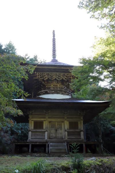 쇼콘지(효고현 지정 유형문화재-다보탑) 14