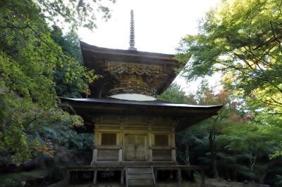 쇼콘지(효고현 지정 유형문화재-다보탑) 02