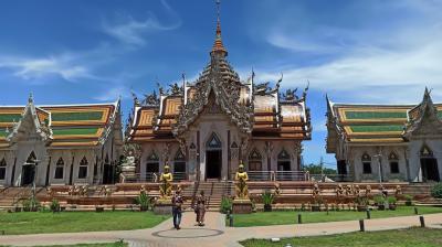 왓 시사통 불교 사원
