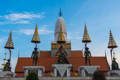 왓 푸타이 사완 불교 사원